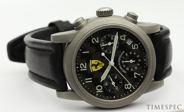 Girard Perregaux Ferrari 38mm Automatic Chronograph - image 4
