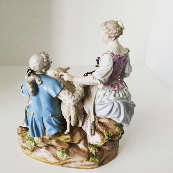 Meissen group - image 3