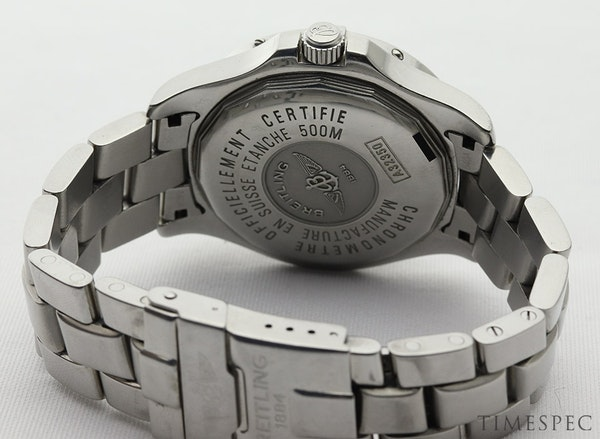 Breitling Colt GMT Men's Automatic With Papers - image 6