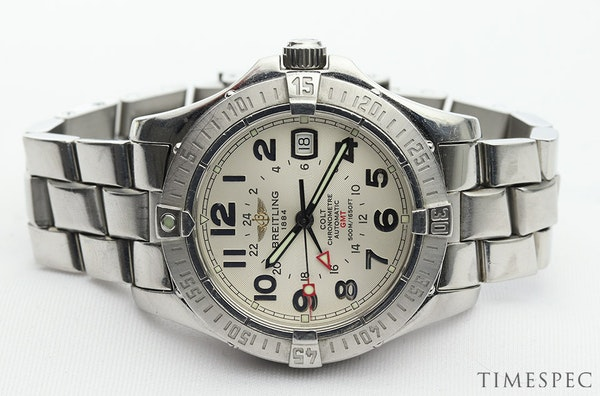 Breitling Colt GMT Men's Automatic With Papers - image 5