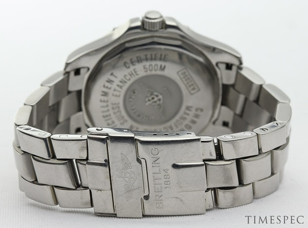 Breitling Colt GMT Men's Automatic With Papers - image 7