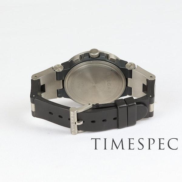 Bulgari Diagono Titanium, Chronograph, Automatic, Gents, 44mm - image 4