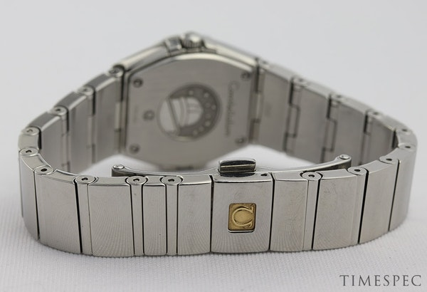 Omega Constellation Ladies Original Diamond Mother Of Pearl Dial - image 6