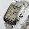 Cartier Tank Francaise, Chronograph, Chronoflex, Stainless Steel - image 2