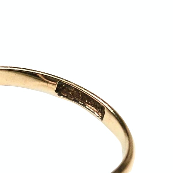 An Art Deco Harlequin Opal Ring - image 2