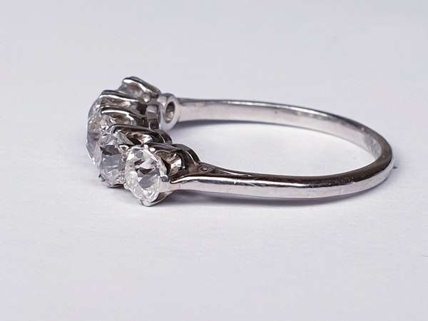 Five Stone Diamond Ring  DBGEMS - image 2