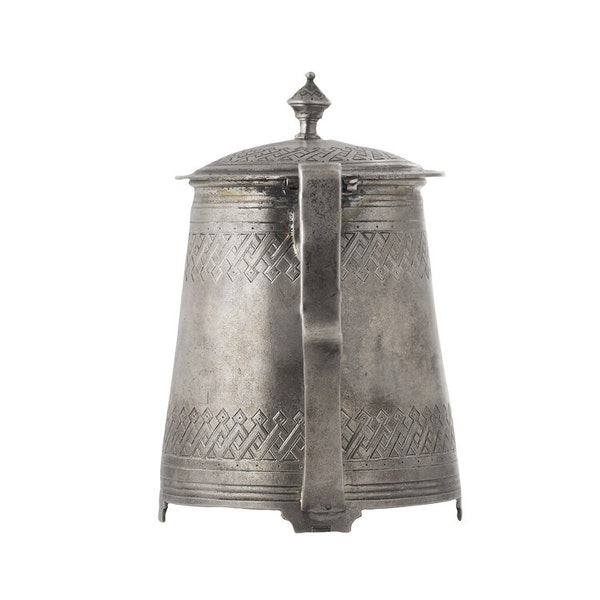 Russian Silver Tankard, Moscow 1880 - image 3