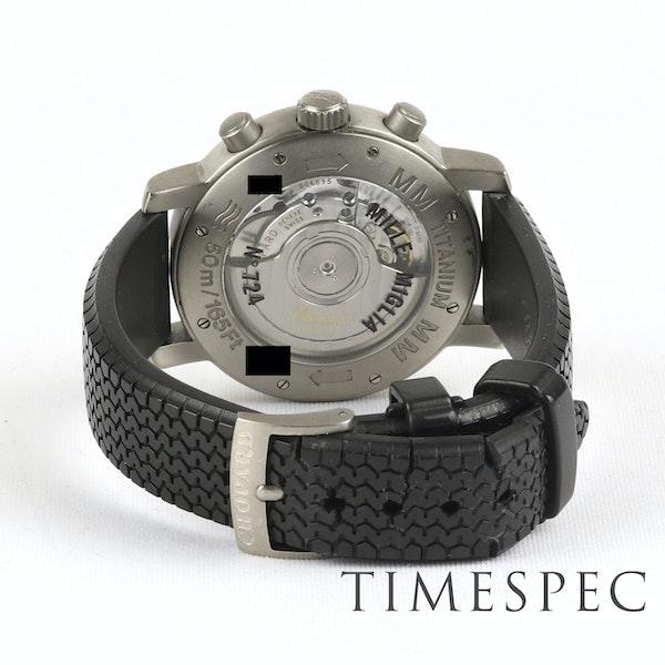 Chopard Mille Miglia Titanium, 40mm, Chronograph, Gents - image 4