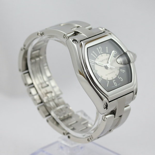 Cartier Roadster 2510, Automatic, 37mm, Stainless Steel - image 2
