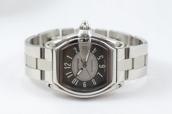 Cartier Roadster 2510, Automatic, 37mm, Stainless Steel - image 4