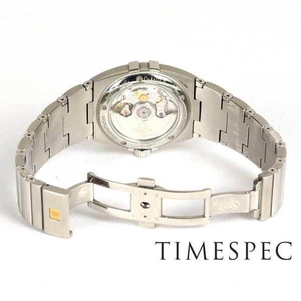 Omega Constellation Double Eagle Co-Axial Stainless Steel - image 7