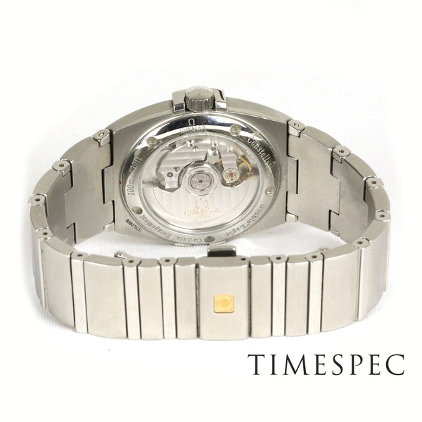 Omega Constellation Double Eagle Co-Axial Stainless Steel - image 6