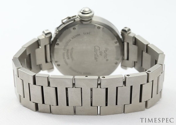 Cartier Pasha C Gents/ Unisex 35mm Automatic Stainless Steel - image 9