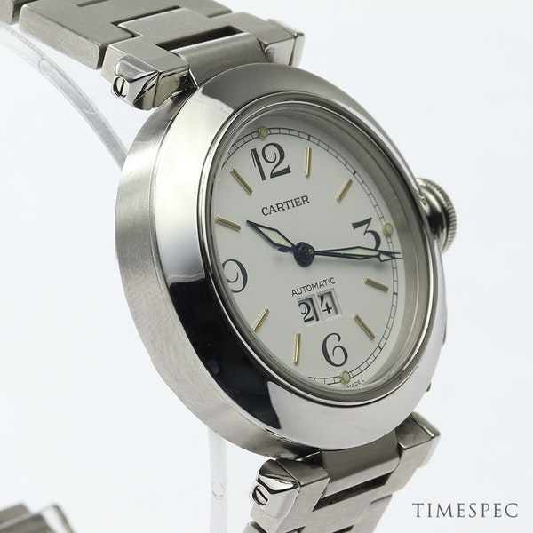 Cartier Pasha C Gents/ Unisex 35mm Automatic Stainless Steel - image 3
