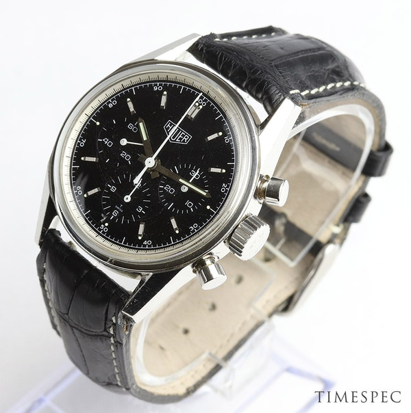 TAG Heuer Carrera Chronograph Classic Re-Edition - image 3