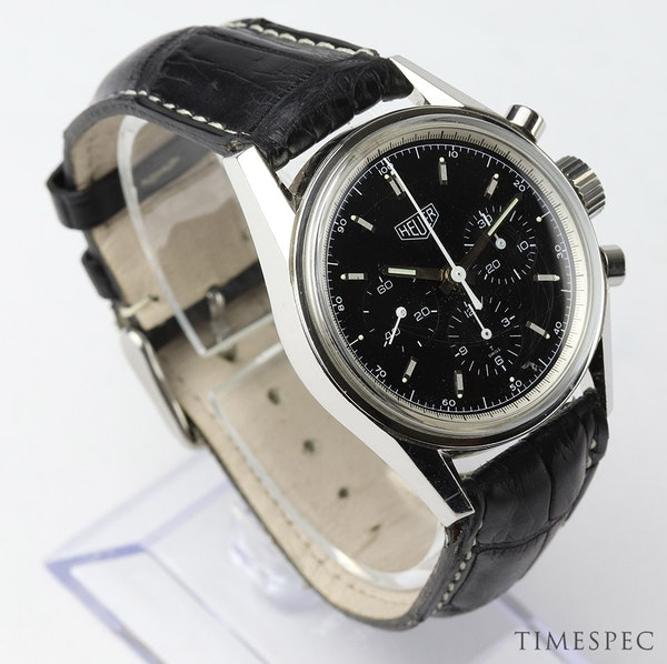 TAG Heuer Carrera Chronograph Classic Re-Edition - image 2