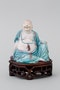 A FIGURE OF BUDAI, KANGXI (1662 – 1722) - image 1