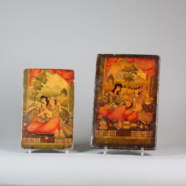 Persian mirror case - image 3