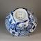 Chinese blue and white klapmutz bowl - image 2