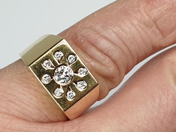 Diamond Sunshine Ring  DBGEMS - image 3