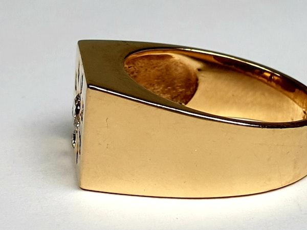 Diamond Sunshine Ring  DBGEMS - image 5
