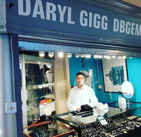 DBGEMS Daryl Gigg