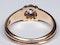 Gentleman's old cut diamond ring  DBGEMS - image 6