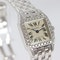 Cartier Ladies Santos Demoiselle, 18K White Gold, Diamond, Cartier service in 2018 - image 2