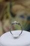 """An exceptional """"Quatrefoil"""" Platinum & Diamond """"Art Deco""""  Platinum Ring Circa 1920-1930 - image 2"""