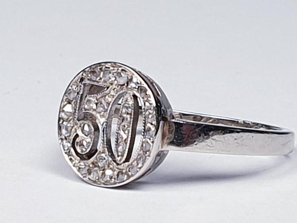 50 diamond ring  DBGEMS - image 3