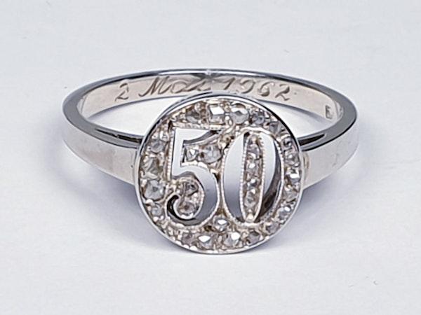 50 diamond ring  DBGEMS - image 2