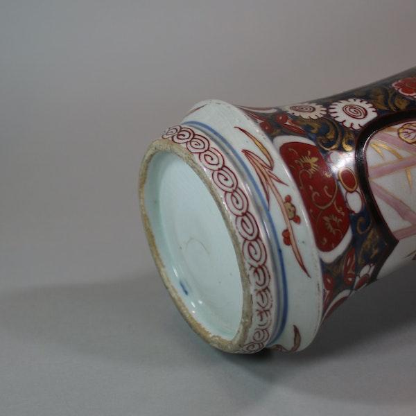 Japanese imari trumpet vase, Edo period, 18th century - image 4