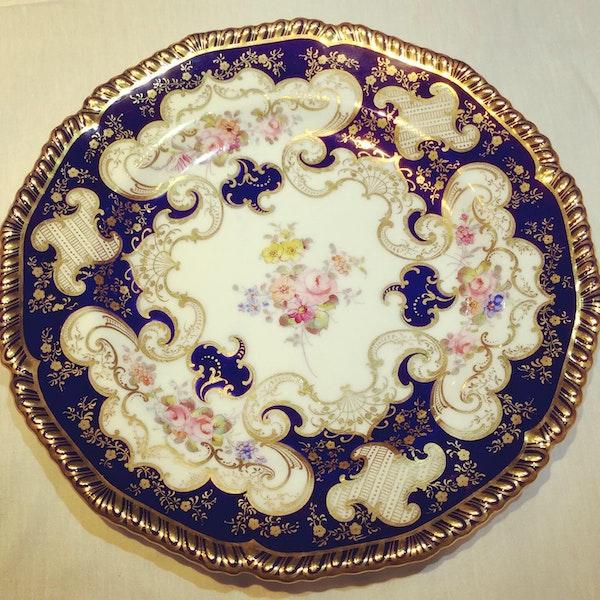 Set of   Royal Crown Derby plates - image 1