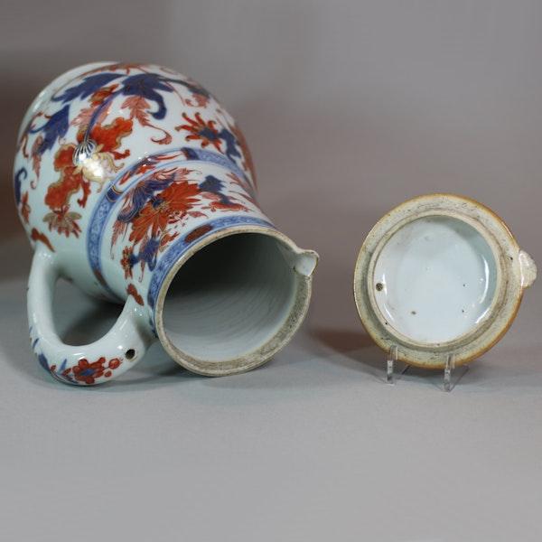 Chinese imari jug and basin, late Kangxi (circa 1720) - image 5