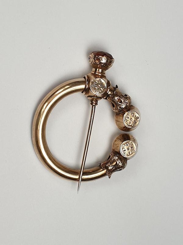 Scottish Hard Stone Jewel  DBGEMS - image 2