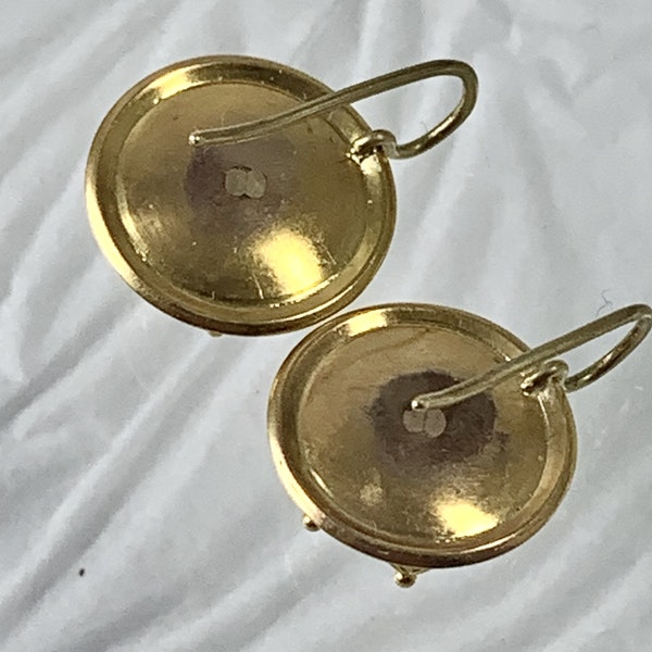 Lapis earrings - image 2