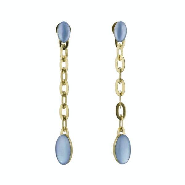 Vhernier Drop Earrings - image 1