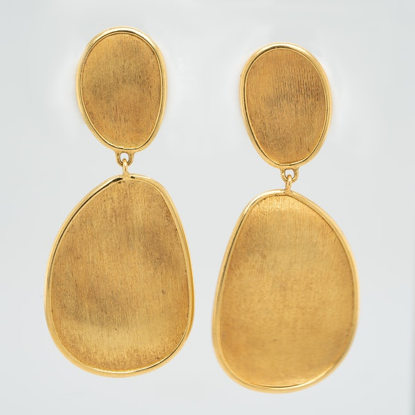 Marco Bicego Gold Earrings - image 1