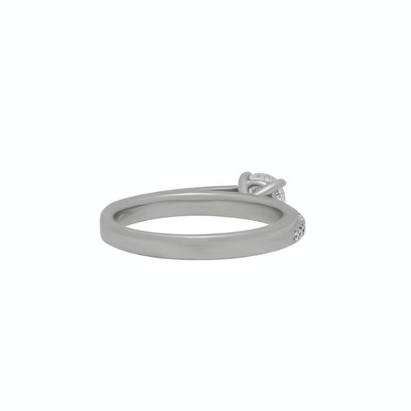 Diamond Engagement Ring - image 4