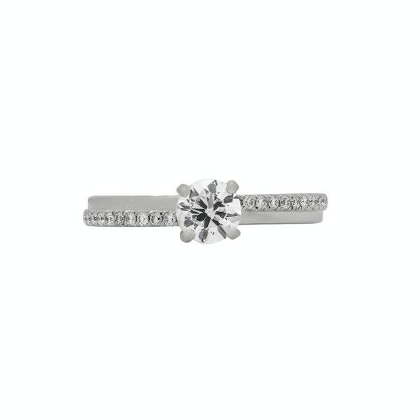 Diamond Engagement Ring - image 3