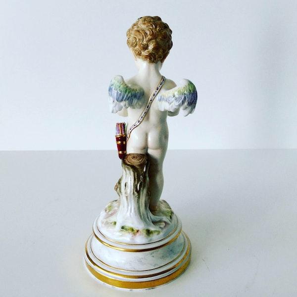 Meissen cherub - image 4
