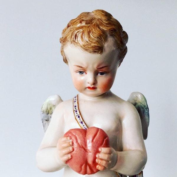 Meissen cherub - image 2