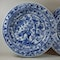 Pair of Chinese blue and white deep dishes, Kangxi (1662-1722) - image 3