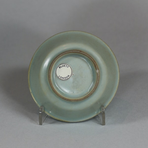 Chinese small Longquan celadon brush washer, Southern Song dynasty (1127-1279) - image 6