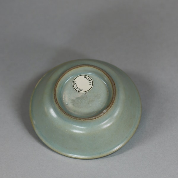 Chinese small Longquan celadon brush washer, Southern Song dynasty (1127-1279) - image 5