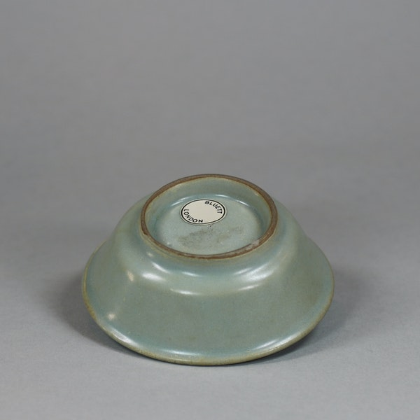 Chinese small Longquan celadon brush washer, Southern Song dynasty (1127-1279) - image 4