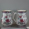 Pair of large Chinese famille rose jugs and covers, Qianlong (1736-95) - image 2
