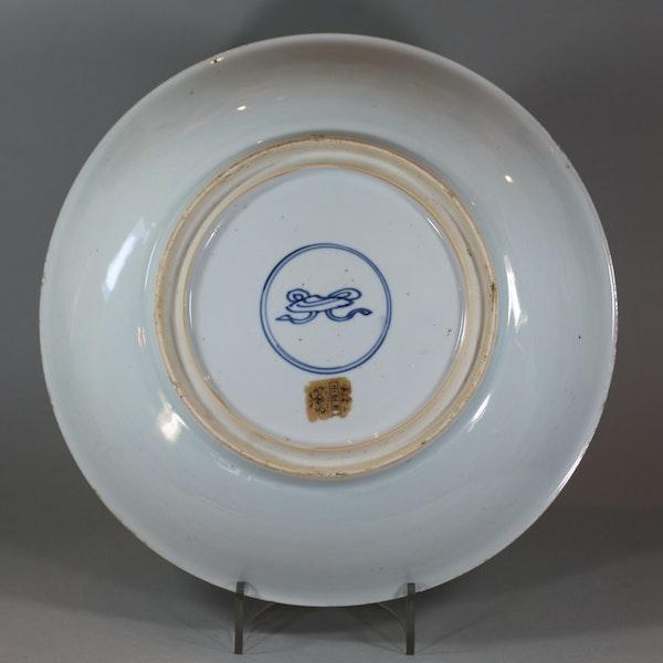 Chinese famille verte dish, Kangxi (1662-1722) - image 2