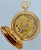 SMALL SWISS QUARTER REPEATING CYLINDER POCKET WATCH - image 2