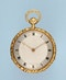 SMALL SWISS QUARTER REPEATING CYLINDER POCKET WATCH - image 1